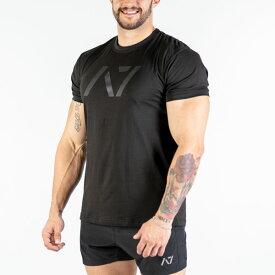 Bar Grip ステルスTシャツ(S・M・L・XL・2XLサイズ) STEALTH [A7] スクワット ベンチプレス パワーリフティング練習用 筋トレ 滑らない