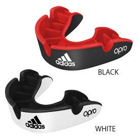 アディダススポーツ用マウスピースOPRO SILVER GEN4 [adidas martial arts] オープロ マウスガード 野球 サッカー バスケット ラグビー