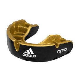 アディダススパーリング用マウスピースOPRO GOLD GEN4 [adidas martial arts] オープロ マウスガード 怪我予防 ボクシング キックボクシング