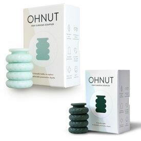 オーナット OHNUT [ajuma アジュマ] ※返品・交換不可商品※ フェムテック 性交痛サポートクッション セクシュアルウェルネス