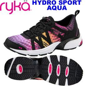 [RYKA]ライカ HYDRO SPORT AQUA 〔ブラック〕 C8054M-5004(22.0〜25.5cm/レディース)<ハイドロスポーツ>【アクアフィットネス】【19SS03】【正規品】/送料無料