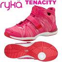 [RYKA]ライカフィットネス TENACITY 〔ピンク/ニット風〕 E1269A-M600(22.0〜26.5cm/レディース/メンズ)<テナシテ…