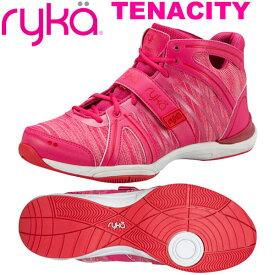 [RYKA]ライカフィットネス TENACITY 〔ピンク/ニット風〕 E1269A-M600(22.0〜26.5cm/レディース/メンズ)<テナシティー>【ダンスシューズ】【19FW09】【正規品】/送料無料