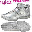 [RYKA]ライカ TENACITY 〔シルバー〕 E1269M-S020(22.0〜28.0cm/レディース/メンズ)<テナシティー>【フィットネス・ダンスシューズ…