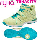 [RYKA]ライカフィットネス TENACITY 〔ライム×エメラルドグリーン〕 E1269M-Z301(22.0〜28.0cm/レディース/メンズ)…