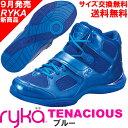 [RYKA]ライカ フィットネスシューズ TENACIOUS<テナシオス> E6643M-3401 〔ブルー〕(22.0〜26.5cm/レディース/メンズ)【ダ...