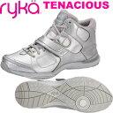 [RYKA]ライカ フィットネスシューズ TENACIOUS<テナシオス> E6643M-B022 〔シルバー/革〕(22.0〜28.0cm/レディース…
