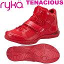 [RYKA]ライカフィットネス TENACIOUS 〔レッド〕 E6643M-J603(22.0〜28.0cm/レディース/メンズ)<テナシオス>【ダ…