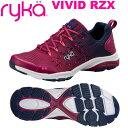 [RYKA]ライカフィットネス VIVID RZX 〔ワインレッド×ネイビー〕 F8130M-1650(22.5〜28.0cm/レディース/メンズ)<…