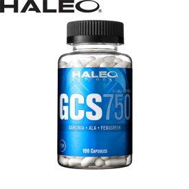 [HALEO]ハレオ ジーシーエス750[GCS750](198カプセル)/送料無料
