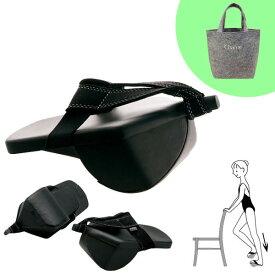 チャコット グーポ (トートバッグ付き) トレーニングサンダル [Chacott] 姿勢 体幹 美しい姿勢 バランス 健康