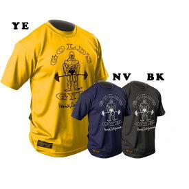 ゴールドジムウェア ゴールズドライシャツ オリジナル (M・L・XLサイズ)【当店在庫品】 [GOLD'S GYM_W]★ウエアまとめ買いキャンペーン★