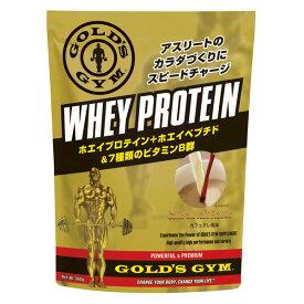 ゴールドジム ホエイプロテイン カフェオレ風味(1500g) [GOLD'S GYM_S] ◆サプリメントキャンペーン◆