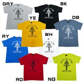 ゴールドジムウェア ベーシックジョーTシャツ ターミネーター (M・L・XLサイズ)【当店在庫品/メール便対応可】 [GOLD'S GYM_W]★ウエアまとめ買いキャンペーン★
