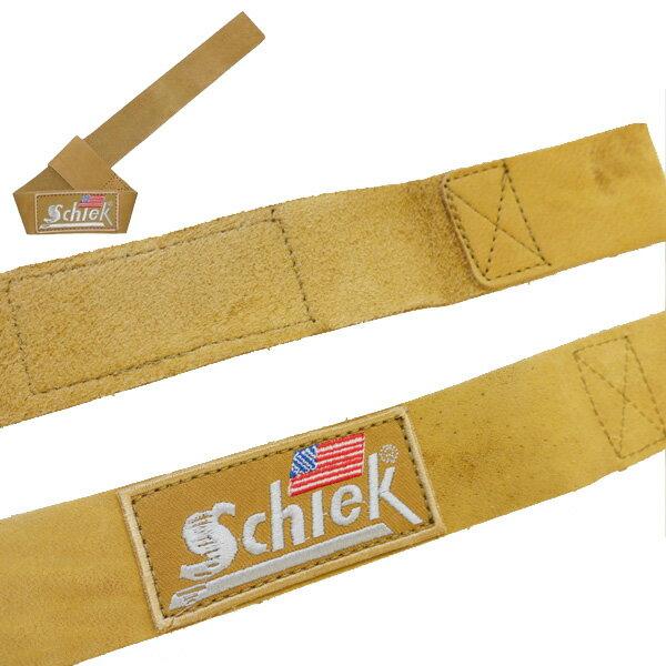 schiek シーク レザーリストストラップ 【条件付きメール便対応可/当店在庫品】 [海外セレクション]