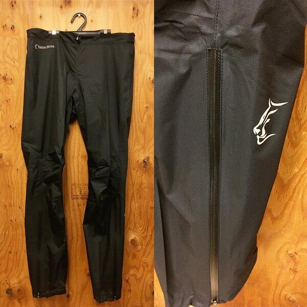 ティートンブロス フェザーレインパンツ2.0 (XS・S・M・L・XLサイズ) Feather Rain Full Zip Jacket 【当店在庫品/送料無料】 [Teton Bros.] ★アウトドドアキャンペーン2019★