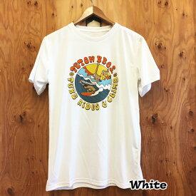 ティートンブロス サーフアンドクライムTシャツ (S・M・L・XLサイズ) Surf and Climb Tee 【当店在庫品/メール便対応可】 [Teton Bros.]