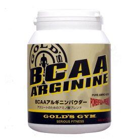 ゴールドジム BCAAアルギニンパウダー アセロラ風味(400g) [GOLD'S GYM_S] ◆サプリメントキャンペーン◆