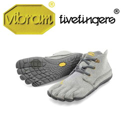[vibram fivefingers] ビブラムファイブフィンガーズ Men's CVT-WOOL(シーヴィーティー ウール)〔Grey〕(メンズ)/送料無料