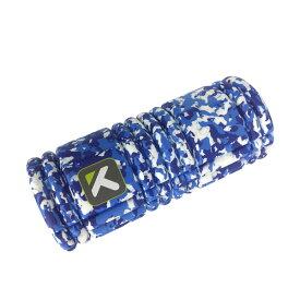 グリッドフォームローラー The Grid カモフラージュブルー [トリガーポイント] 迷彩 青 筋膜リリース