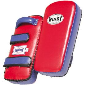 【入荷待ちご予約になります】WINDY(ウィンディ)キックミット(マジックテープ式)Lサイズ KP-2(単位:1個)
