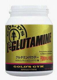 GOLD'S GYM(ゴールドジム)グルタミンパウダー 300g[F4100]