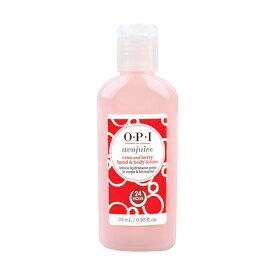 OPI(オーピーアイ) アボジュース ハンド&ボディローション クラン&ベリー28ml ネイルケア sale