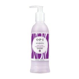【宅配送料無料】OPI(オーピーアイ) アボジュース ハンド&ボディローション バイオレット オーキッド250ml ネイルケア ポンプ