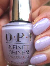 【期間限定クーポン配布中】OPI(オーピーアイ)INFINITE SHINE(インフィニット シャイン) IS L11 In Pursuit of Purple(イン パースート オブ パープル) opi マニキュア カラー ポリッシュ セルフネイル 速乾パープル 紫 ラベンダー マット Lavender