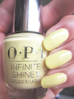 OPI(オーピーアイ)INFINITE SHINE(インフィニット シャイン) IS L38 Bee Mine Forever(ビー マイン フォーエバー) opi マニキュア ネイルカラー ネイルポリッシュ セルフネイル 速乾 イエロー 黄色 ハニーイエロー マット sale