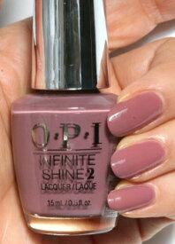 【定形外送料無料】OPI(オーピーアイ)INFINITE SHINE(インフィニット シャイン) IS L57 You Sustain Me (ユー サステイン ミー) opi ネイル マニキュア ネイルカラー ネイルポリッシュ セルフネイル 速乾 ピンク パープル 紫 ブラウン 茶色 モーヴ