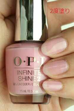 【定形外送料無料】OPI(オーピーアイ)INFINITE SHINE(インフィニット シャイン) IS LH39 It's a Girl!(Sheer)(イッツ ア ガール!) opi マニキュア ネイルカラー ネイルポリッシュ セルフネイル 速乾 ピンク ベビーピンク シアー 半透明
