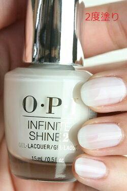 【定形外送料無料】OPI(オーピーアイ)INFINITE SHINE(インフィニット シャイン)IS LH22 Funny Bunny(Sheer)(ファニー バニー) opi マニキュア ネイルカラー ネイルポリッシュ セルフネイル 速乾 ホワイト 白 フレンチシアー