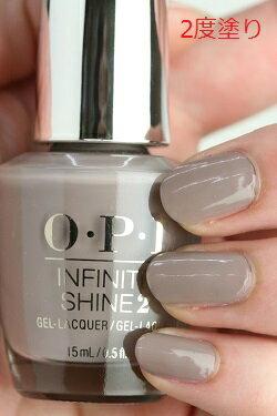 OPI(オーピーアイ)INFINITE SHINE(インフィニット シャイン) IS LG13 Berlin There Done That (Creme)(ベルリン ゼア ダン ザット)opi マニキュア ネイルカラー ネイルポリッシュ セルフネイル 速乾 グレー 灰色 トープ マット