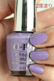 OPI(オーピーアイ)INFINITE SHINE(インフィニット シャイン) IS LB29 Do You Lilac It? (Creme)(ドゥ ユー ライラック イット?)opi マニキュア ネイルカラー ネイルポリッシュ セルフネイル 速乾 パープル 紫 ライトパープル パステル マットLavender