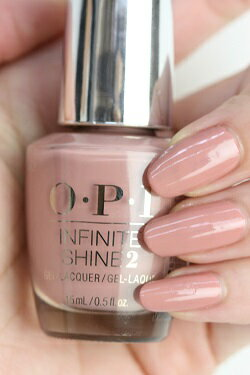 OPI(オーピーアイ)INFINITE SHINE(インフィニット シャイン) IS LA15 Dulce de Leche(Creme)(ドルチェ デ レチェ) opi ネイル マニキュア ピンクベージュ カラー ポリッシュ セルフネイル 速乾 マット