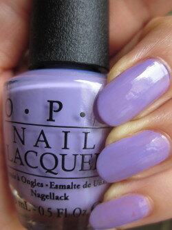 クーポン使えます!【40%OFF】OPI(オーピーアイ) NL B29 Do You Lilac It?(ドゥー ユー ライラック イット) opi マニキュア ネイルカラー ネイルポリッシュ セルフネイル 速乾 パープル 紫 マット ペディキュア sale