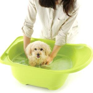 リッチェル ペットバス 【愛犬用バスタブ】【浴槽】