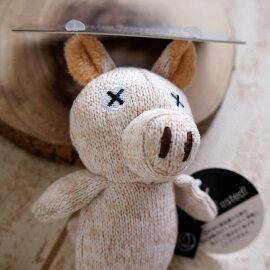 犬用おもちゃダッドウェイFADアニマルプラッシュトイXSピッグ