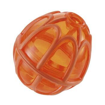 リッチェル ビジーバディ キブルニブル 小・中型犬用 オレンジ 【愛犬用おもちゃ/知育玩具】