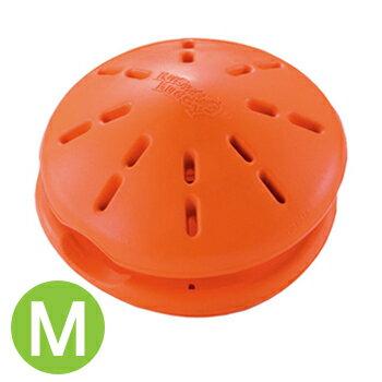 リッチェル ビジーバディ ツイスト M(中型犬用) オレンジ 【愛犬用おもちゃ/知育玩具】