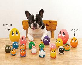 犬用おもちゃランコ大きめタマゴLサイズ(中型犬向け)※色は選べません。