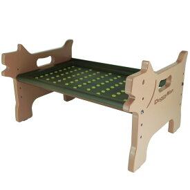 ドギーマンハヤシ 洗える 外せる ドッグダイニング M 犬用 組み立て式