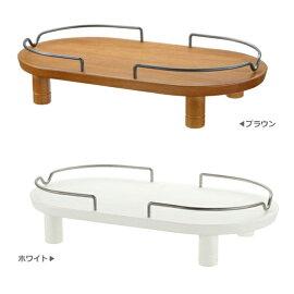 リッチェルペット用木製テーブルダブルホワイト