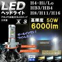 ワゴンR MC/MH11S/MH21S/MH22S/MH23S/MH34S H4 LEDヘッドライト PHILIPS 新型 2nd G ZES チップ 6000Lm×2 12000ルーメン ヘッドライ