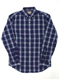 【MEGA SALE】J.CREW L/S CHECK SHIRTS【JCW13A-39074NPW-PURPLE】