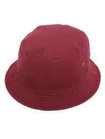 NEW HATTAN COTTON HAT【NH-1500BU-BURGUNDY】