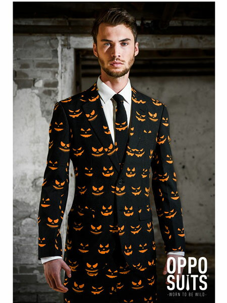 【送料無料】OPPO SUITS BLACK-O JACK-O【OSUI-0052-BLACK】