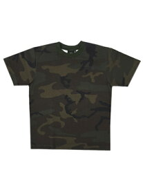 THE NORTH FACE S/S CEO A PRINT TEE【NT31723-WC-WOODLAND CAMO】