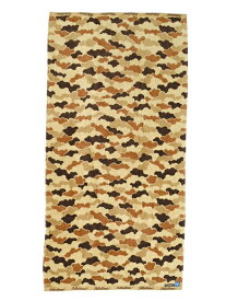 Allstime NEWSTANDARD TIME JUMBO BATH TOWEL【AT-0012-01-CAMO】